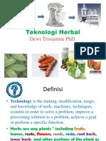 Pertemuan 1- Tanaman Herbal