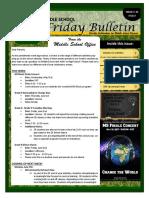 MS Parent Bulletin (Week of May 29 to Jun 2)