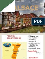 Prezentare Franceza Alsace