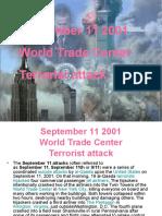 Terrorist Sept 2001