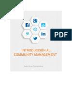 Introduccion Al Community Management Ed2017