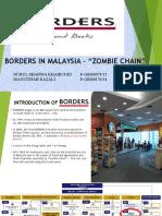 Berjaya Books Sdn Bhd ( Borders )
