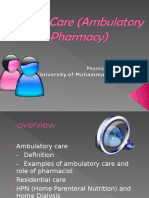 Home Care Pharmacy