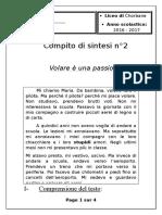 Compito di controllo n° 2 (16-17)