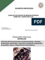 24.- Endocarditis Infecciosa