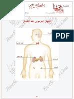 هرمونات جسم الانسان