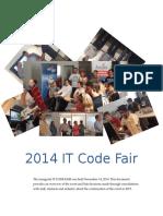 2014 It Code Fair report