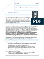 Willem Kossen's CV (dutch)