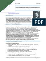 Willem Kossen's CV (dutch)