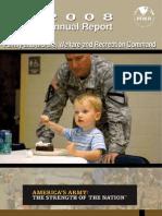 FMWRC Annual Report 2008