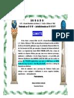 17.03.2016 - Loja  1582 - Entrega da Comenda Dom Pedro I ao Eminente Irmao HPL.doc