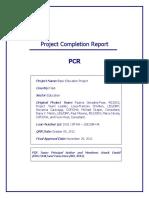 PEB HAITI. Basic Education Project. PCR Evaluation report.pdf