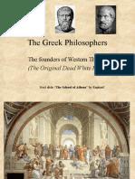 The Greek Philosophers.ppt