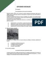 Estudios Sociales 2014