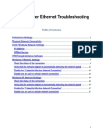 Ethernet Troubleguide Eng