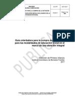 G10.PP Guía Orientadora Para La Compra de La Dotación Para Las Modalidades de Educación Inicial en El Marco de Una Atención Integral v1