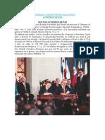 Acuerdos de Paz de Guatemala y Descripción de Cada Acuerdo