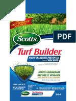 SC TB HaltsCrabgrassPreventerWLawnFood 2015 CFL