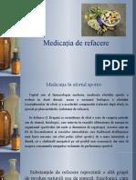 Medicația de Refacere