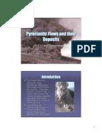 Pyroclastics Flows