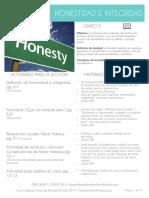 5 Honesty and Integrity SPANISH