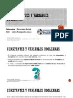2.1 Constantes y variables boolenas - 2.2 Operadores lógicos - 2.3 Tablas de verdad.pdf