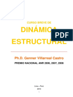 (Book) Libro Dinámica Estructural (Curso Breve) - Genner Villareal Castro.pdf