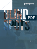 Soluções Proopoint Proofpoint Blindspots Visibility White Paper