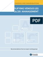 SIMPLIFYING VENOUS LEG ULCER MANAGEMENT
