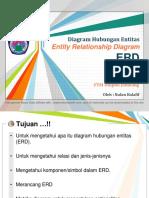 02 Entity Relationship Diagram