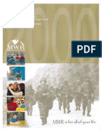 FMWRC Annual Report 2000