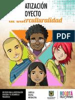 Proyecto interculturalidad [Cartilla]