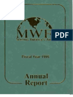 FMWRC Annual Report 1995