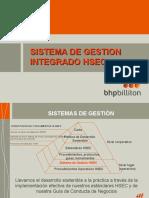 24 - Gestión de Seguridad y Medio Ambiente en Tintaya - Sistema de Gestion Integrado - Hsec