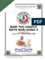Bai Thu Hoach BDTX Modun 7