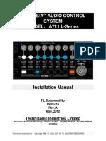 a711l Install