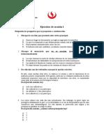 Ejercicios de Oración.doc