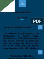 Ppt Eleições Grêmio 22-05-2017
