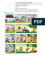 Poduçaõ de Texto