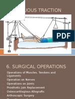Surgical Operations Ortopedi