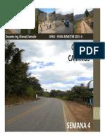Upao Caminos Semana 4