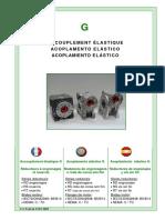 Varvel - Acoplamiento Elástico G Reductores Sin Fin Corona y Coaxiales.pdf