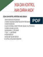 CEGAH DAN KONTROL HIPERTENSI ANDA DENGAN.doc