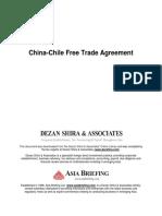 China Chile FTA