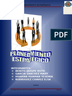 Monografia de Planeamiento Estratégico