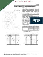 lmc6482 - datasheet