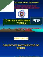 CAP. VI EQUIPOS DE MOVIMIENTOS DE TIERRAS.pdf