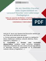 Ppt 1 Convivencia y Participación