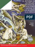 Blazquez Graf Norma - El Retorno de las Brujas - Incorporacion criticas y aportaciones de las mujeres a las ciencias.pdf