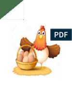 Informe de Biologia -Huevo